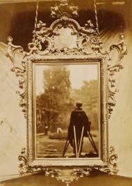 'Venetian mirror circa 1700', Charles Thurston Thompson, 1853. Museum no. 39833. © Victoria and Albert Museum, London