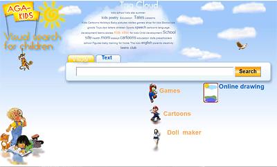 Aga Kids, buscador para niños en internet