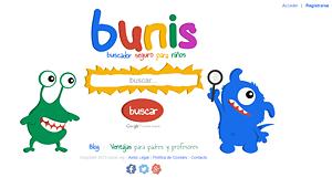 Bunis.org, buscador para niños en internet