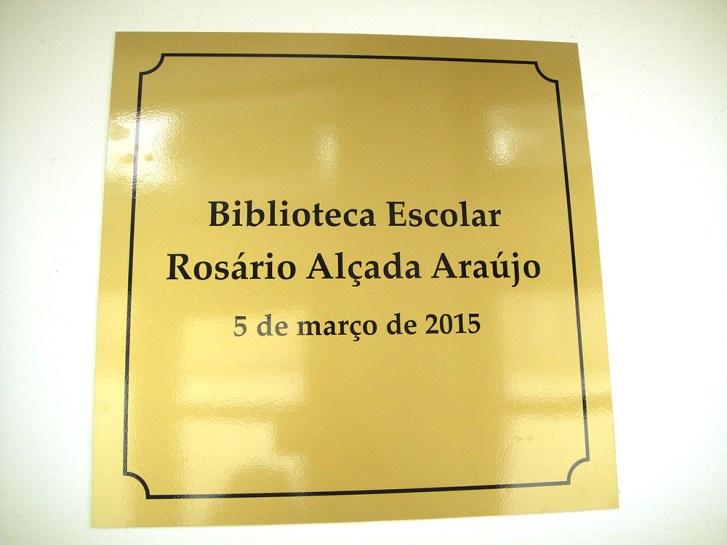 Biblioteca Escolar Rosário Alçada Araújo