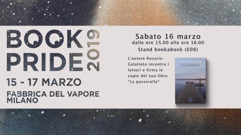 La Passerella al BookPride