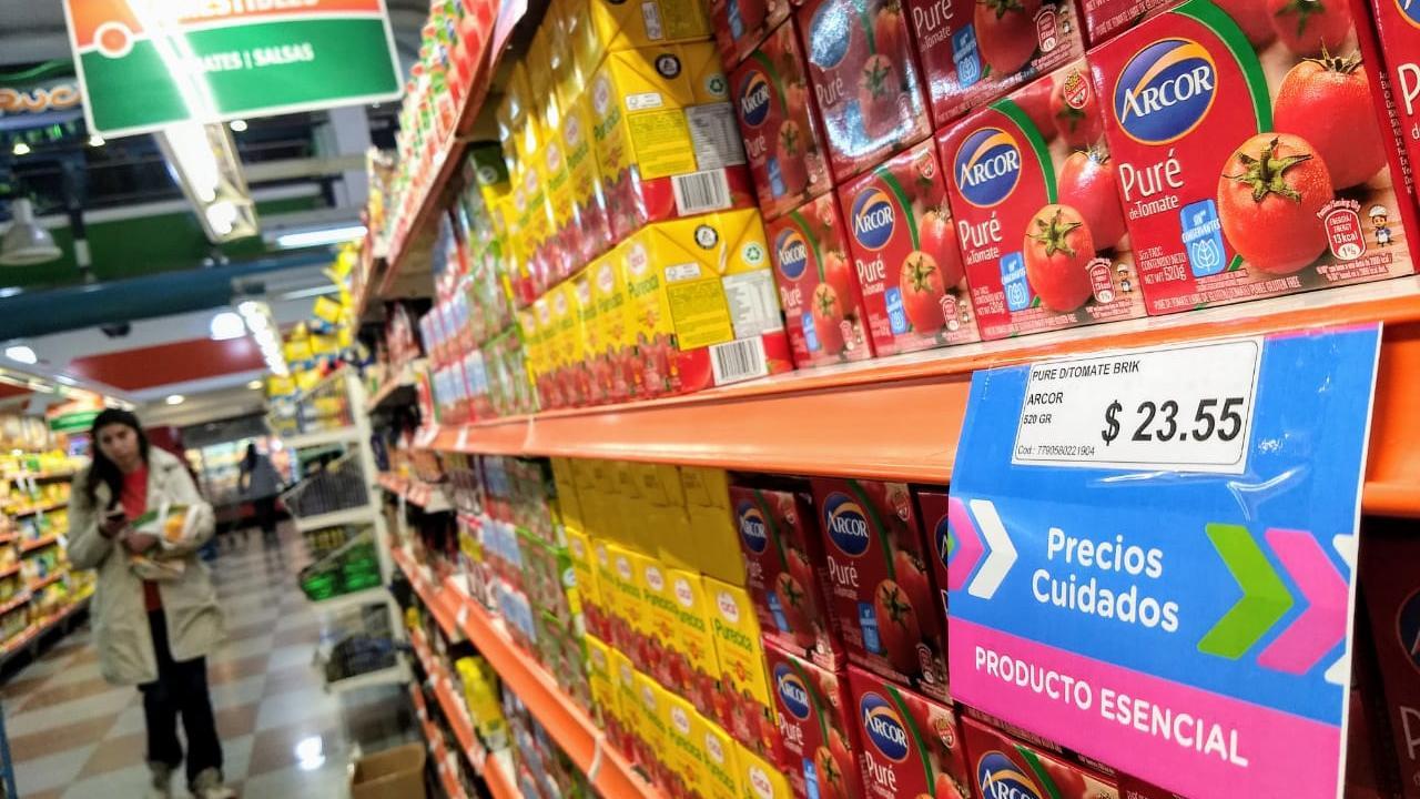 Reunión clave entre el Gobierno y empresas para congelar precios hasta enero