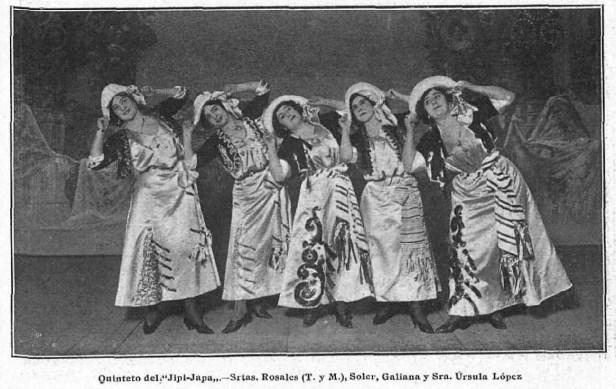 Comedias y Comediantes, 15 de mayo de 1910