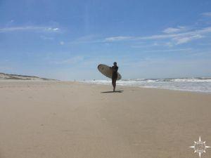 Rosas Reisen Reiseblog Frankreich Surfcamp Le Pin Sec