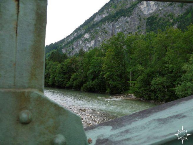 Brücke Tiroler Ache