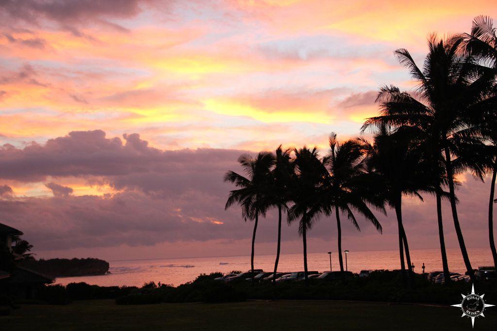 Tipps Reise Hawaii Sonnenuntergang