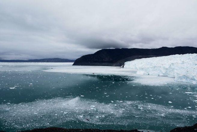 Eqi-Gletscher, Grönland