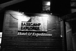 Rosas Reisen • Spitzbergen • Norwegen • Basecamp