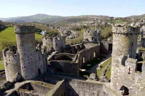 Roadtrip-Wales-Rosas-Reisen-Burgen-Conwy-Castle (1)