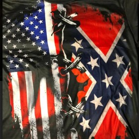 Confederate States of America 3D All Over Printed Clothes HULL270607