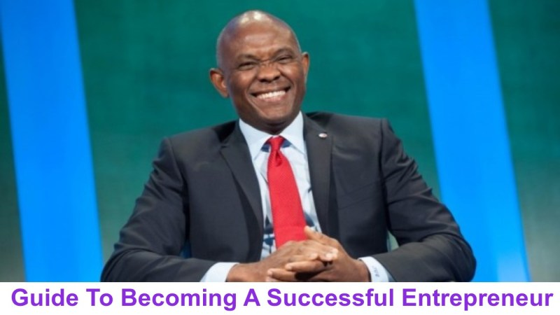 Guide To Becoming A Successful Entrepreneur