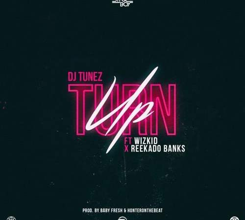 Rema's vocal was on the single 'Turn Up' by DJ Tunez featuring Wizkid and Reekado Banks