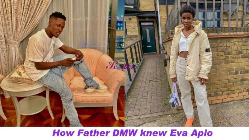 How Father DMW knew Eva Apio