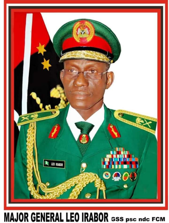Major General Leo Irabor Biography