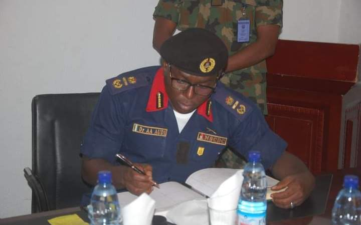 Ahmed Abubakar Audi Biography (NSCDC Commandant)