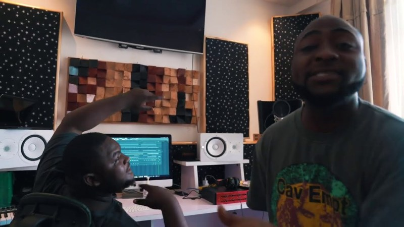 How The Beat For 'Fem' by Davido was Made