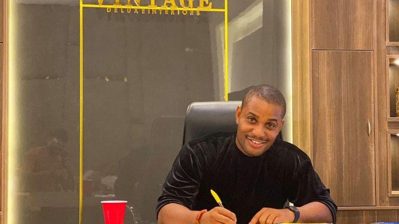 Alexx Ekubo gets inspired by Burna Boy & Wizkid Grammy and promises to win the Oscar