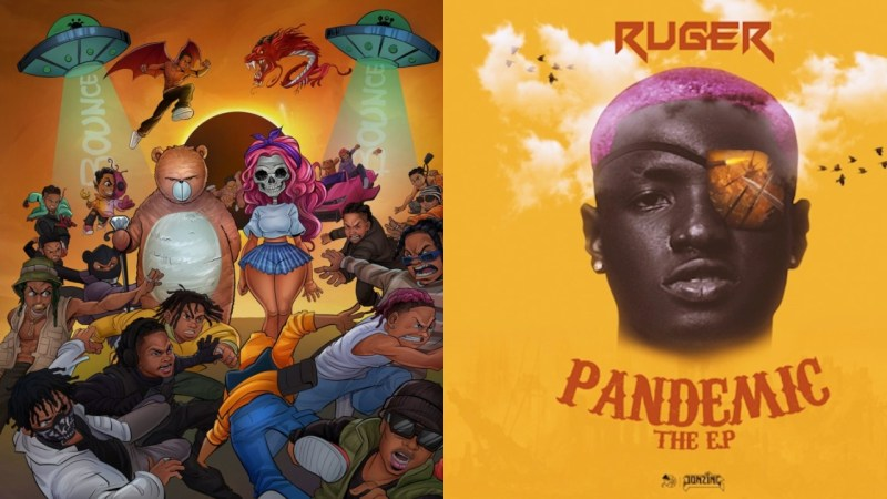 'Rema – Bounce' vs 'Ruger – Bounce', Which song is better?