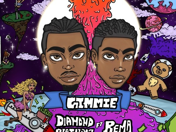 [Music] Diamond Platnumz ft. Rema – Gimmie