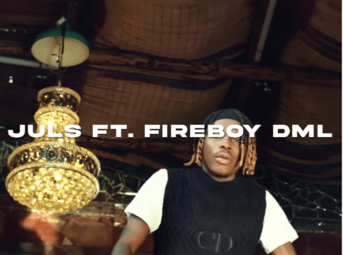 [Music Video] Juls ft. Fireboy DML – Intentionally