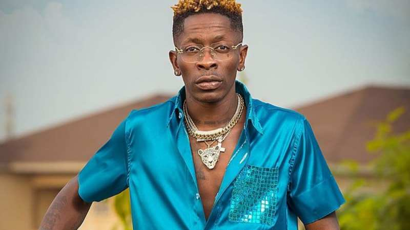 Shatta Wale allegedly hospitalized after being shot