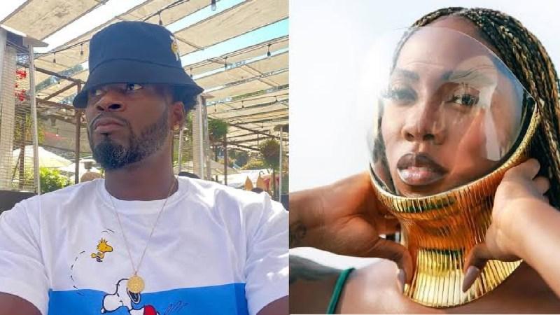 Leaked sex tape: Tiwa Savage's estranged husband, Teebillz reacts