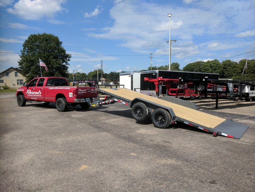junk car towing made easy