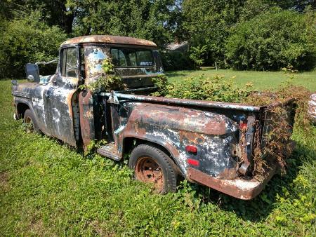 Junk Car Removal in Fredericksburg VA