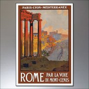 Rome en train