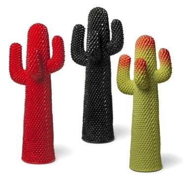 Cactus géants en verre