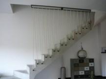 Deco Un Garde Corps En Corde Pour Twister Ses Escaliers