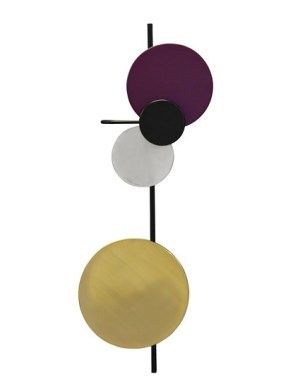 Applique Planet Violet, Please Wait to be Seated, 669€
