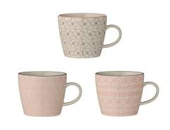 Set de 3 mugs, 23€