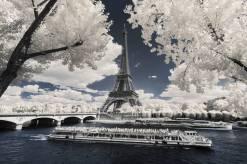 Paris en infrarouge // Rose Kiwi / Blog déco & DIY et bien plus encore ! / rose-kiwi.com