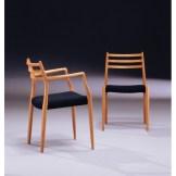 Des chaises d'un grand designer...