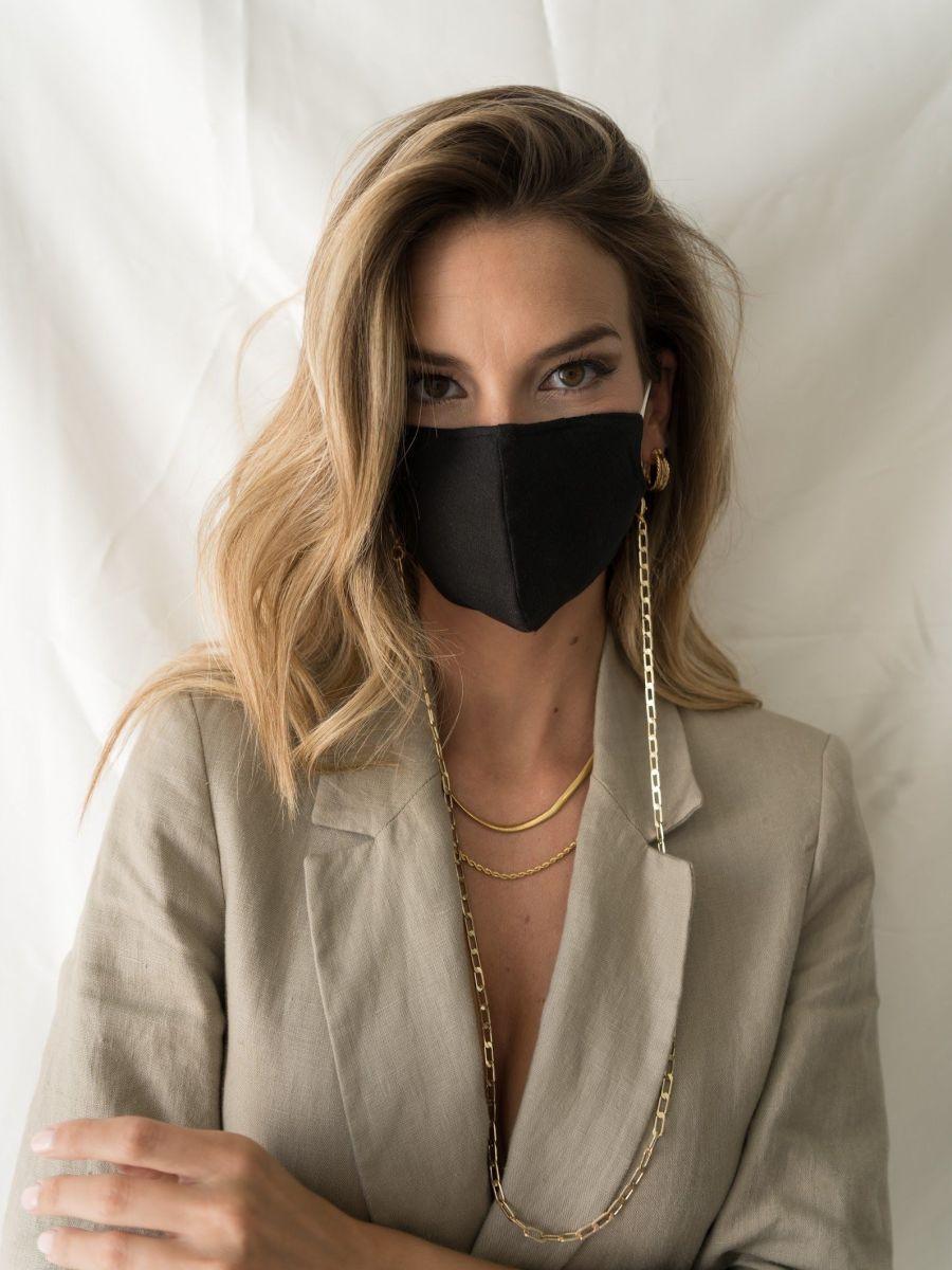 Designer Mask Outfit Image