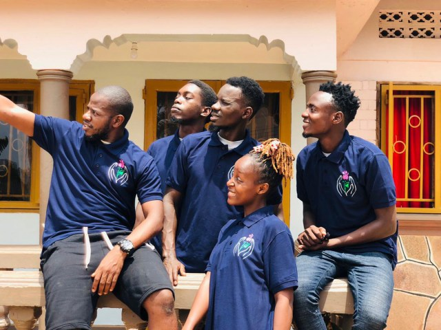 Rose Uganda Creative Arts Team