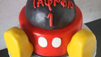 Mickey Mouse Clubhouse Cake And A Very Busy Week
