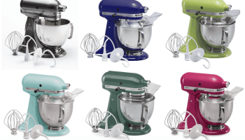 Kitchenaid Professional Mixer Colors sweet deal! kitchenaid professional 6-qt mixer only $195.99