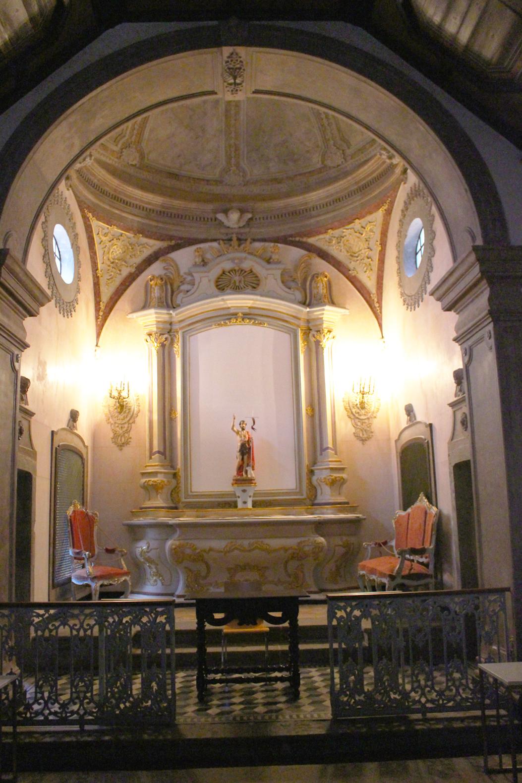 Chapelle Portugal