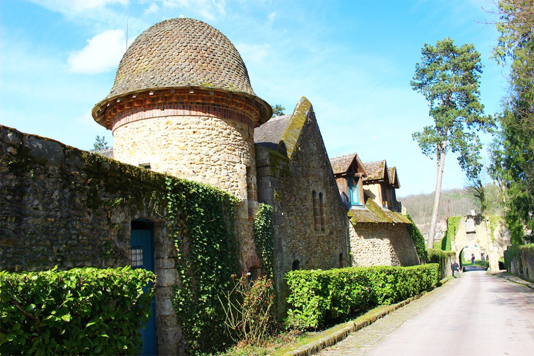 Abbaye en Île de France