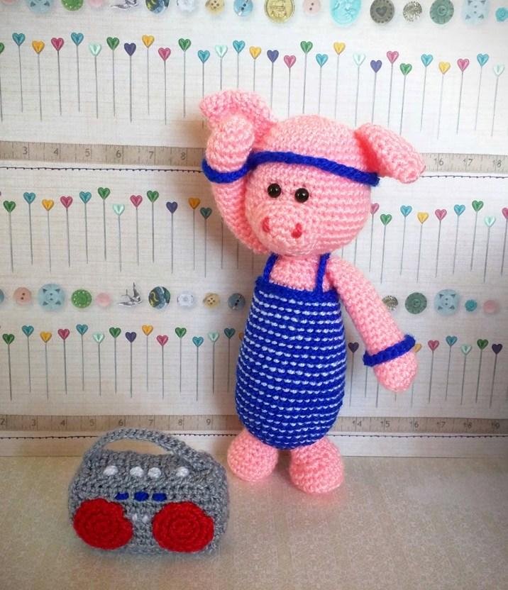 Cerdo bailarín1