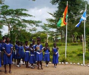 GhanaSchoolFlags