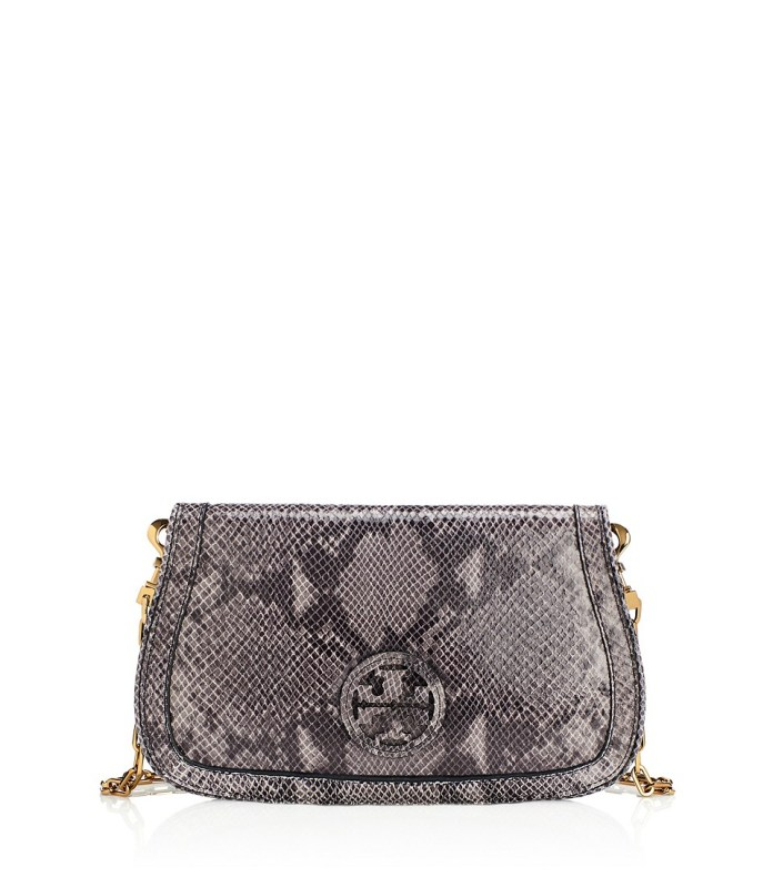 Tory Burch Printed SNAKE AMANDA LOGO CLUTCH Reg. $375 Now. $196.67 with Promocode NEWYEAR, windsor,ontario,style,details,rose city, fashion,lifestyle, fashion blog, lifestyle blog, canadian blog, ontario blog, windsor blog