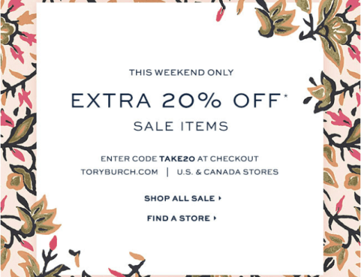 Tory Burch sale, Tory Burch sale 20 percent off, tory burch promo code, fashion blog, style blog, canadian style blog, canadian fashion blog, windsor style blog, windsor fashion blog,