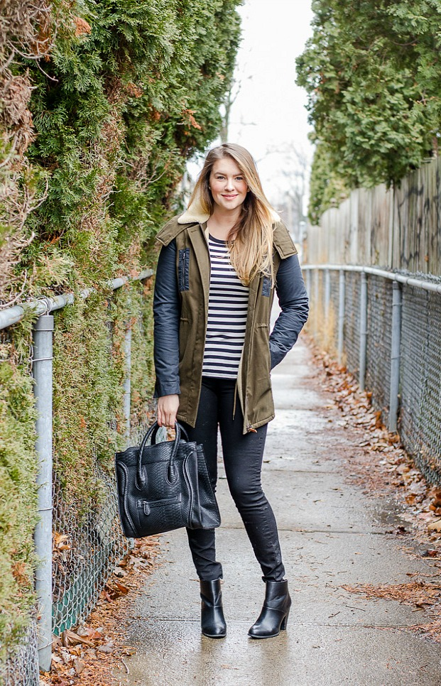 weekend-outfit-casual-blackbooties-lacoste-coat-fake-celine-bag-rose-city-style-guide-fashion-lifestyle-blog-canadian-windsor-ontario  - Rose City Style ... b470648f6f