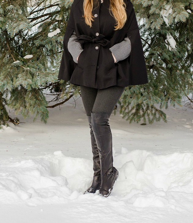 -canadianlifestyleblog-canadianstyleblog-canadianfashionblog-rosecitystyleguide-windsor-ontario-outfits-fashion-lifestyle-beauty-trends-shopping-ootd-Winter-cape-knee-high-boots-stuart-weitzman-grey-turtleneck-rosecitystyleguide-