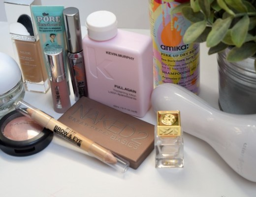 beauty-essentials-rose-city-style-guide-canadian-lifestyle-blog-fashion-beauty-mac-kevinmurphy-amika-benefit-dior-biotherme-boxum-urbandecaynakedpalette-clarisonic