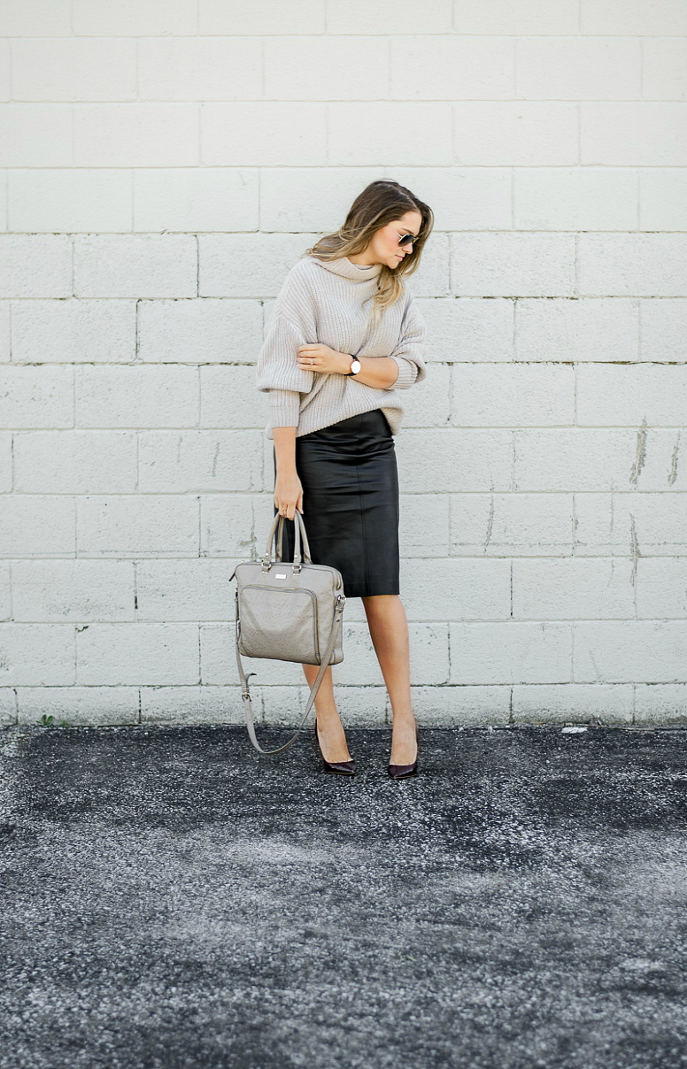 Winter-office-style-aritzia-sweater-leather-penicl-skirt-rosecitystyleguide