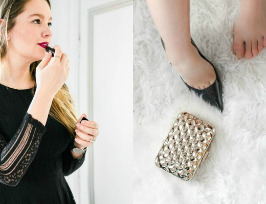 Amope-Akiko-Valentines-Day-rosecitystyleguide-nars-lipstick-daniel-wellington-watch-HM-Black-dress-1